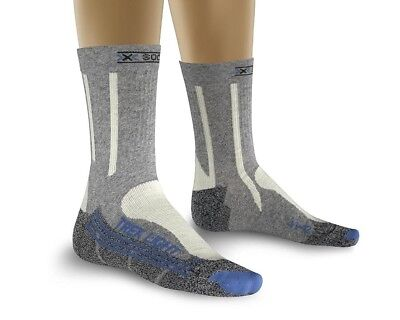 (35-36, grey - gray) - X-Socks Trekking Light Women's Socks. Shipping is Free