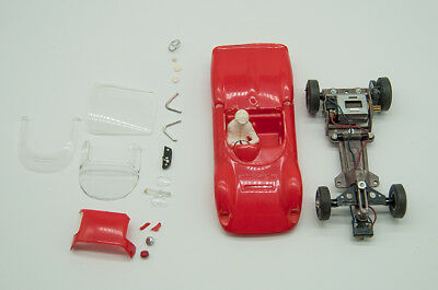 1/24 Cox Ferrari Dino Slot Car Kit 002
