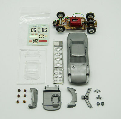 Vintage Monogram 1/32 Porsche 906 Slot Car Kit