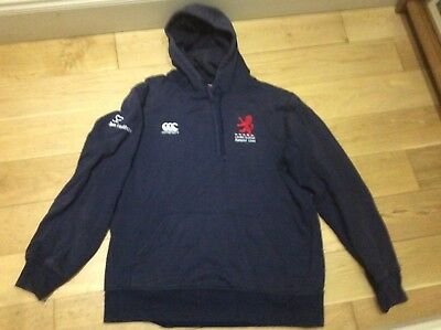 Player Issue London Scottish Rugby Hoody, XXL