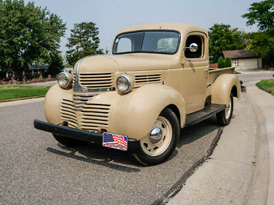 1940 Dodge Other Pickups  1940 Dodge Pickup