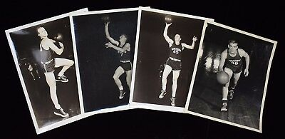 1949-50 Wisconsin College Basketball Team Issue Vintage Photos Rehfeldt (9)