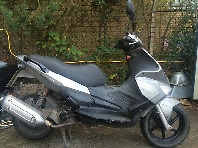 Gilera runner 125 salvage cat b breaker only parts only complete bike