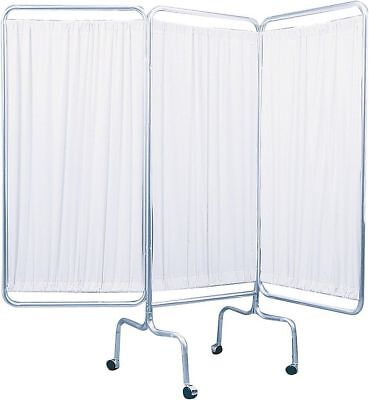 """NEW Drive Medical 3 Panel Privacy Screen 13508 , 60"""" x 28"""" x 5"""""""