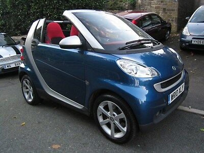 Smart Car Convertible 800 Cc Diesel - Road Tax Is Free