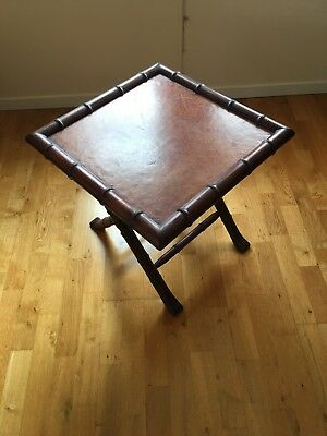Small Trestle Table