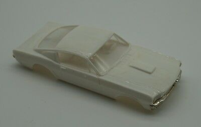 Vintage 1/32 Mustang Shelby GT 350 Slot Car body