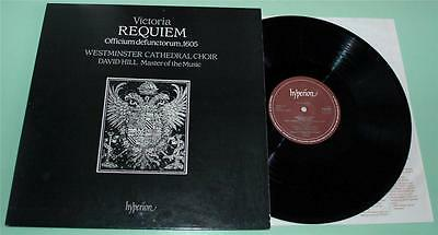 Victoria Requiem - David Hill - Westminster Cathedral Choir - Hyperion A66250