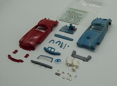 Vintage 1/32 Monogram MGA Slot Car body