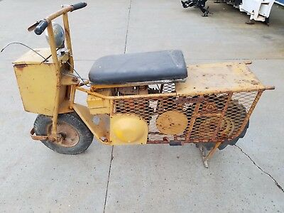 1965 Other Makes POLARIS TRAIL TRACTOR  TRAIL TRACTOR BY POLARIS