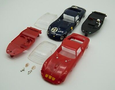 Vintage 1/32 Revell Ferrari 250 GTO Slot Car body