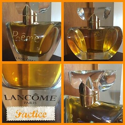 "Poême Lancôme LRG Factice Dummy Bottle 500 ml (17 fl oz) - 8.5 "" High NEW PRICE"