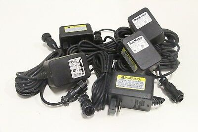 Lot of (5) StairMaster AC/DC BC-1 Adapter Power Supply Charger