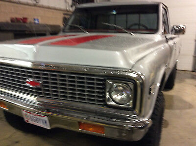 1972 Chevrolet Other Pickups  1972 Chevy 4x4 truck