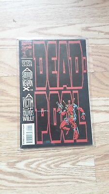 Deadpool Issue #1 The Circle Chase Comic Book