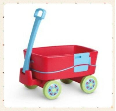 American Girl Bitty Baby Twins Red Wagon Retired BRAND NEW Fast Shipping!