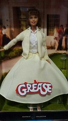 Barbie as Sandy from Grease (Yellow dress) Mattel NEW #3181 NEW NRFB