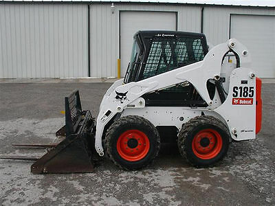 Bobcat S185 Skid Steer Workshop Manual
