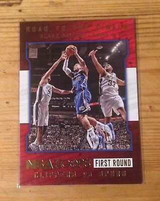 2015-16 Panini Hoops Road To The Finals #29 BLAKE GRIFFIN /2015