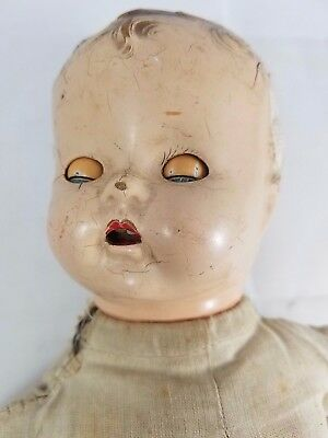 Haunted doll. Possessed by demonic entity.
