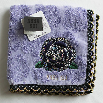 Designer Taschentuch von Anna Sui Japan (Designer Handkerchief) - Made in Japan