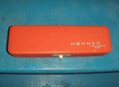 HOHNER CHROMONICA 64 KEY OF C 16 HOLE 64 REED CHROMATIC 280/64 circa 1960's