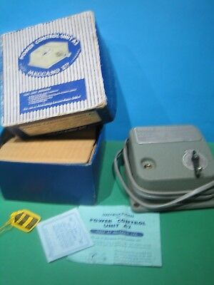 Hornby Dublo / Meccano Power Control Unit A2  > Very Good Boxed See Photo's