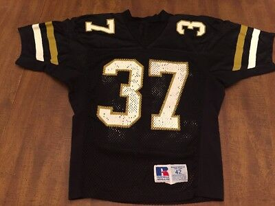 Game Worn Used Army West Point Colorado University NCAA Football Jersey VINTAGE!