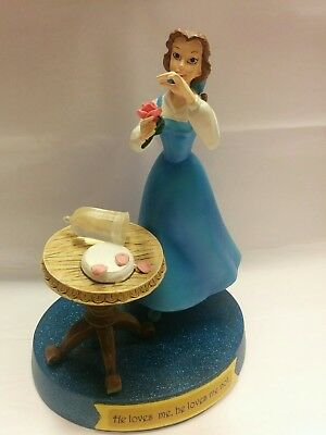 Disney Princess  Beauty and Beast Belle figure 7inch with original box
