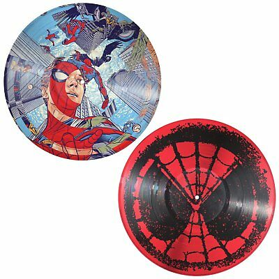 Spider-Man Homecoming Soundtrack - New PICTURE DISC Vinyl LP
