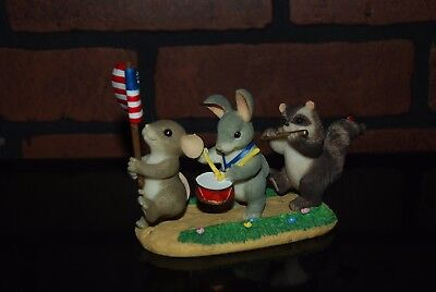 Charming Tails Figurines Lot