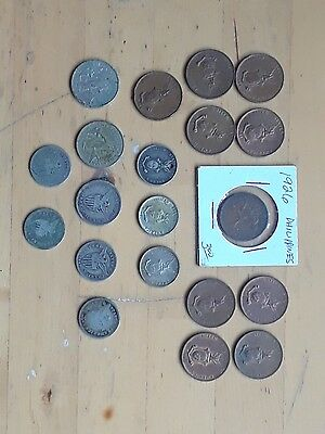 lot of vintage coins Philippines no Reserve