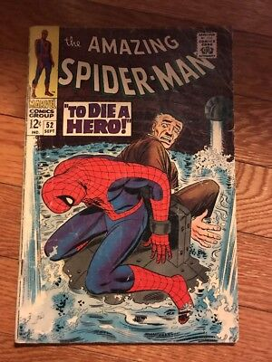The Amazing Spider-Man # 52  To Die A Hero   KEY ISSUE   3rd King Pin