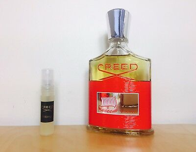 VIKING by Creed - Eau de Parfum - 5ml - sample size - 100% GENUINE