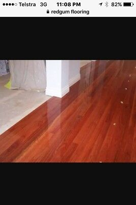 Red Gum Tounge And Groove 85mm Flooring $2.50Lineal Meter