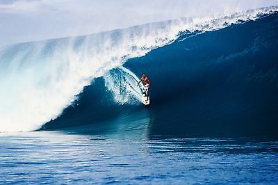 "Andy Irons 24x36"" Print from Iconic Day at Teahupo'o"