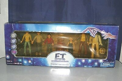 E.T. The Extra Terrestrial LIMITED EDITION FIGURE COLLECTION Song of E.T. plays