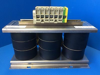 Siemens 2.5 Kva Electrical Transformer Model 6Sn1111-0Aa00-0Ca0