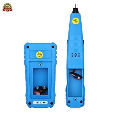Network Cable Tester, FWT11 Emitter, RJ11 RJ45 Cat5 Cat6, Telephone Line Tracker