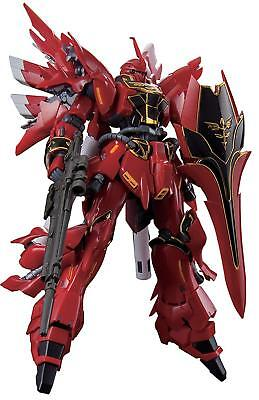 RG Mobile Suit Gundam UC MSN-06S Sinanju 1/144 scale color-coded pre-plastic...