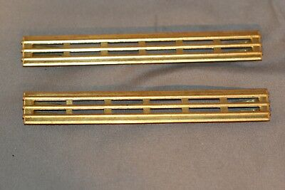Vintage Vox AC 15 & AC 30 Brass Air Vent Replacement Covers