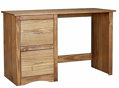 Chester Desk - Dark Pine.