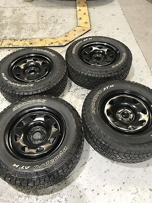 Jeep Cherokee Wheels And Tyres