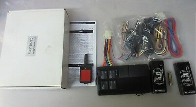 Command Start Two-Way Remote Car Starter (CS888LCD2)