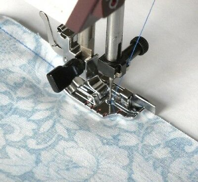 Brother 1/4 inch Piecing Foot with Guide, Genuine Sewing Machine Part NEW