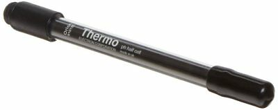 Thermo Scientific Orion Glass Body pH Half Cell Electrode, with BNC Connector, 0