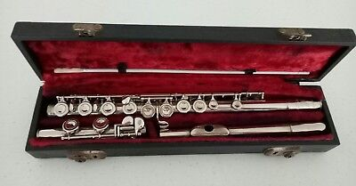 "Boosey and Hawkes ""Regent"" Flute (London)"