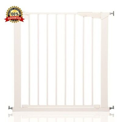 Safetots No Screw Stair Gate, White