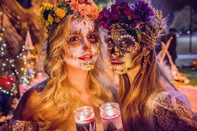 4 X Tickets For Festival Of The Dead -London October 21st 2017