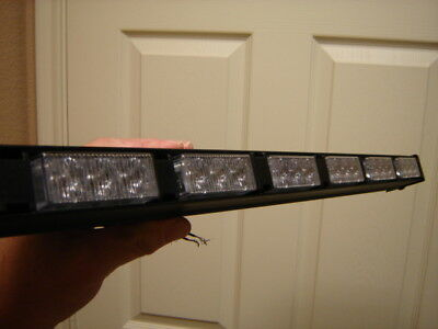 Whelen Dominator D6 Super Led Tir3 Lightbar /  Dash